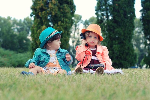 kapelusz dla dziewczynki